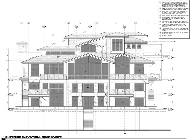Front Elevation Design Pdf : Current projects at maxwell associates site planning